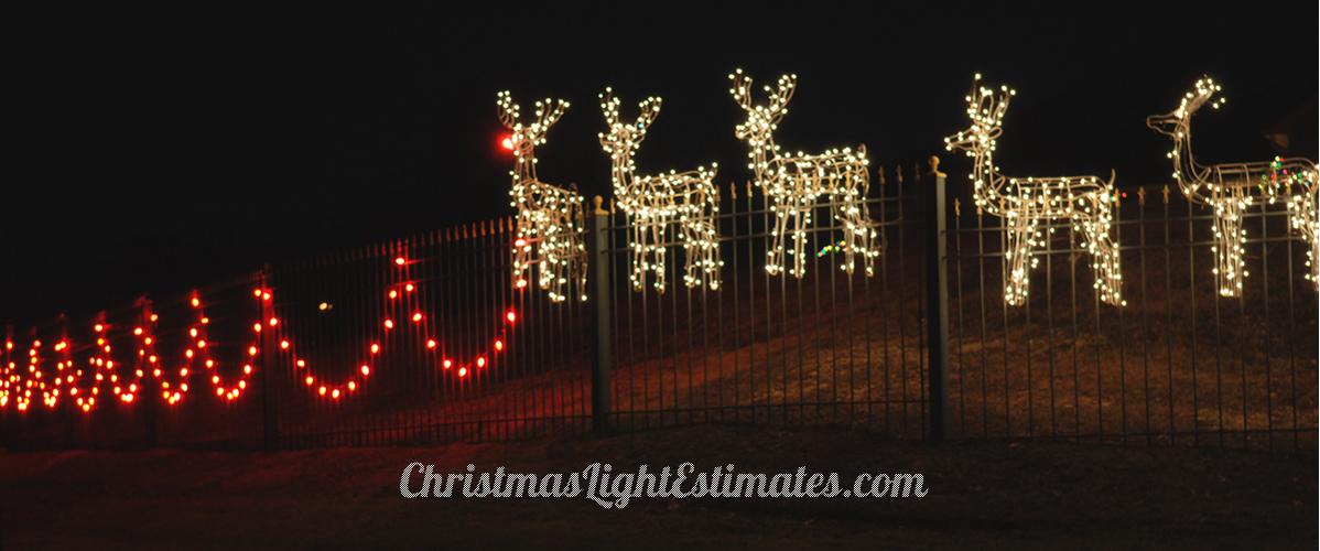 Christmas Light Installation Minneapolis